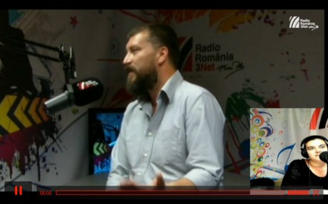 radu la radio 3net
