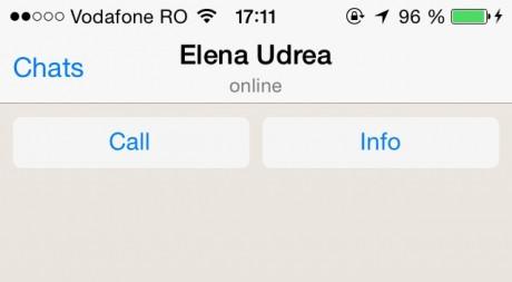 udrea whatsapp 2