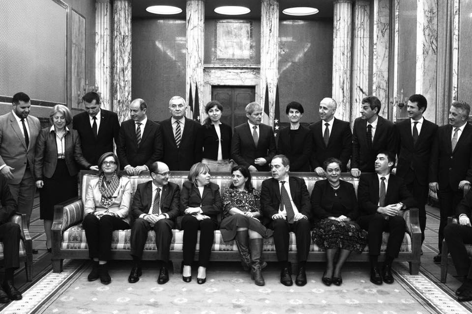 cabinetul ciolos