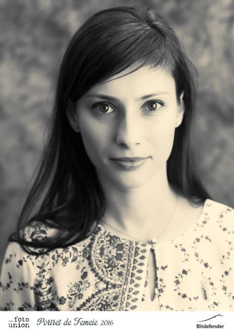 Portret de femeie 2016 - 1