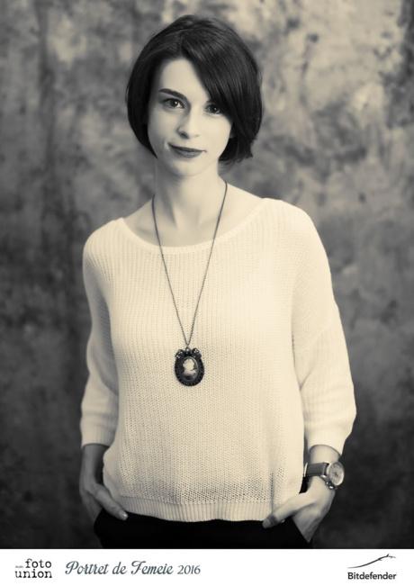 Portret de femeie 2016 - 13