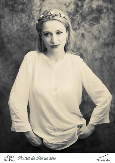 Portret de femeie 2016 - 14