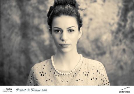 Portret de femeie 2016 - 3