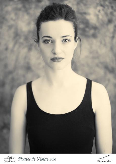Portret de femeie 2016 - 4