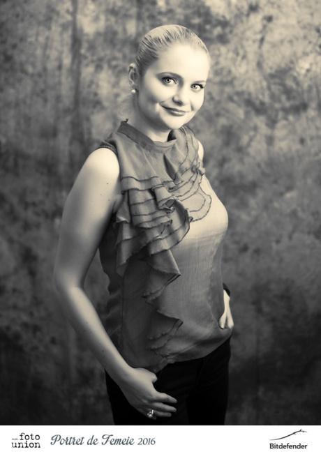 Portret de femeie 2016 - 6